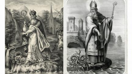 V Irsku nežijí hadi. Je to zásluha svatého Patrika?