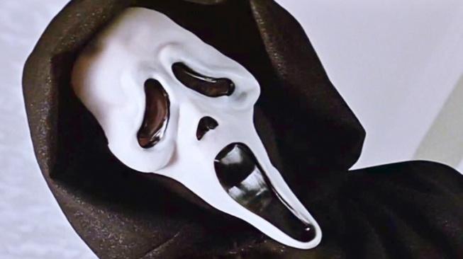 Vřískot (Scream) z oku 1996. Hororová klasika