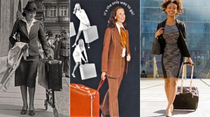 Kufru na kolečkách je 50 let. Pokládali ho za 'bláznivý vynález'