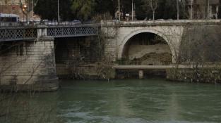 Cloaca maxima funguje v Římě dodnes