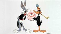 Mazaný králíček Bugs slaví osmdesátku