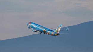 Letadlo Aljašských aerolinek