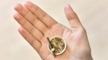 Miniatury vietnamských dobrot