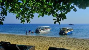 Pět méně turistických pláží na Bali