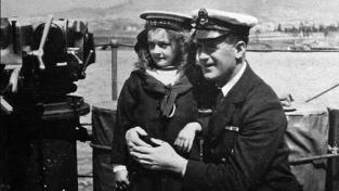 Malá Nancy se stal první australskou námořnicí