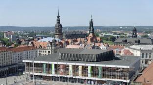 Palác kultury v Drážďanech