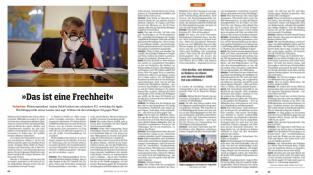 Rozhovor Andreje Babiše pro Der Spiegel