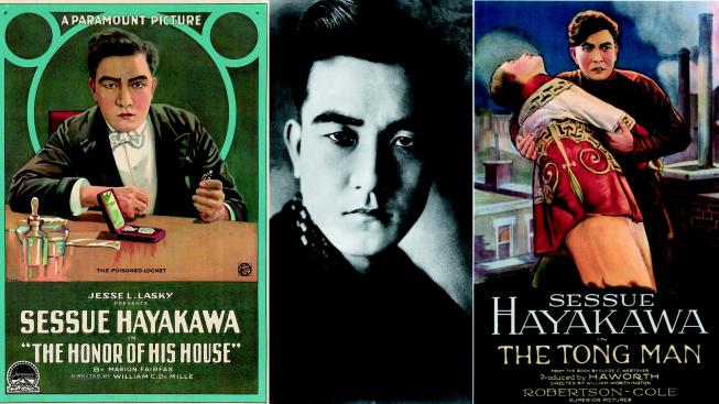 Sessue Hayakawa býval hollywoodskou hvězdou první velikosti