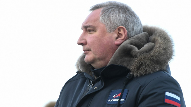 Dmitrij Rogozin, ředitel Roskosmosu