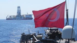 Turecko provádí v kyperských vodách výzkumné vrty