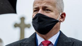 Ministr zdravotnictví Roman Prymula na svatováclavské pouti