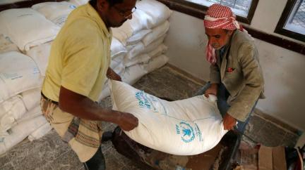 Nobelovku za mír získal Světový potravinový program za boj proti hladomoru