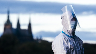 Senátní volby ve znamení pandemie covidu-19