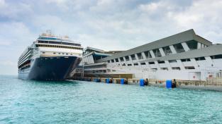 Singapurské výletní lodě si to namíří... nikam