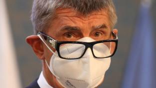 Andrej Babiš - čistá rouška, čisté svědomí.
