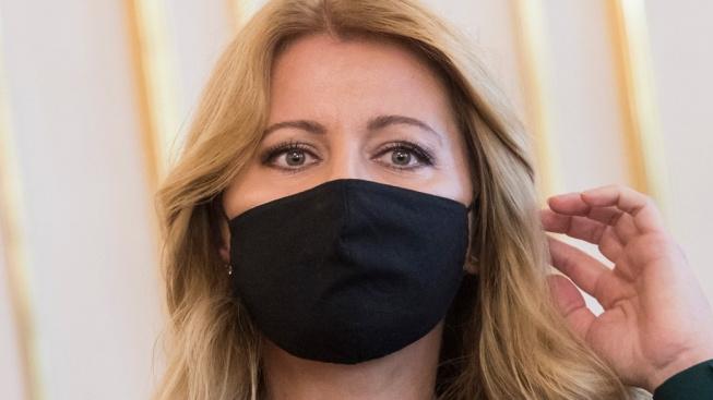 Zuzana Čaputová varuje před českou lehkomyslností.