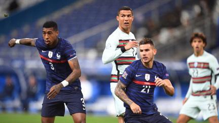 Ronaldo: Fotbalový král, který kašle na karanténu