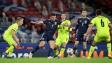 Čeští fotbalisté podlehli Skotům, prvenství ve skupině se jim vzdálilo