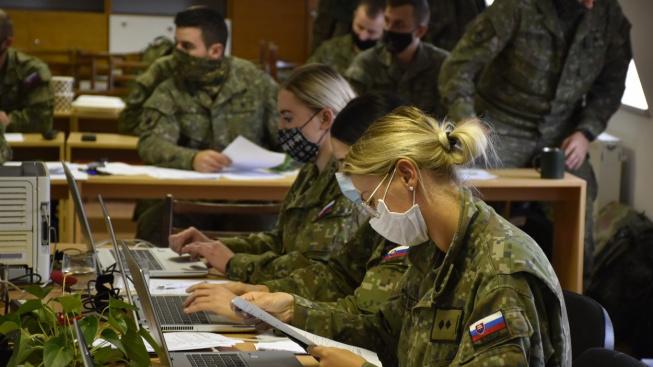 Slovenská armáda provede plošné testování na koronavirus