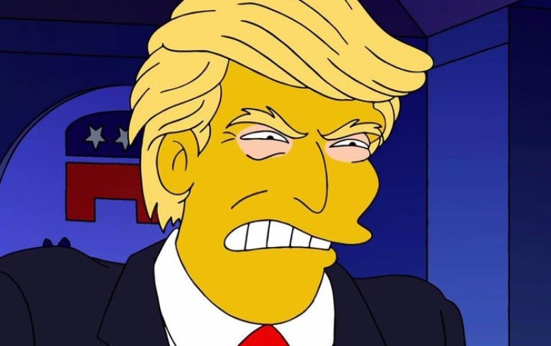 Když se rozzlobíme, budeme zlí. Trump.