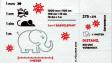 Filatelisté pozor: Koronavirovou známku vydali na toaleťáku