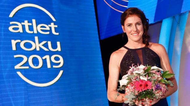 Atletkou roku byla v roce 2019 vyhlášena překážkářka Zuzana Hejnová