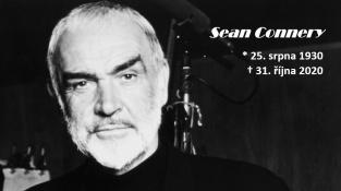 Zemřel Sean Connery, první James Bond
