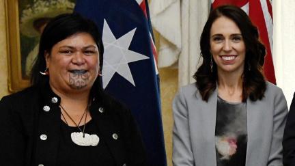 Je kritika potetovaného člena vlády rasismus?