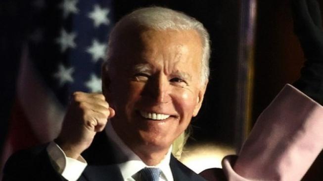 Joe Biden se může chystat na stěhování do Bílého domu