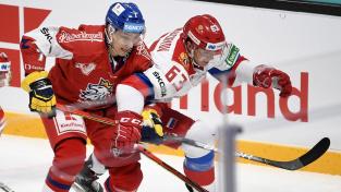 Češi podlehli na turnaji Karjala Rusku 0:3