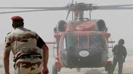 Při havárii vrtulníku na Sinaji zahynula i česká vojačka