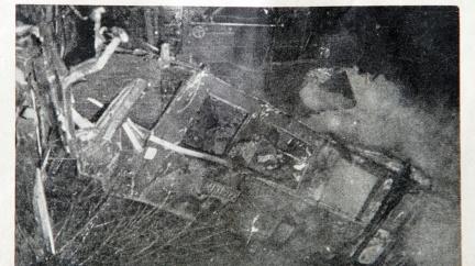 Před 60 lety se srazily vlaky u Stéblové, nehoda zmařila přes 100 životů