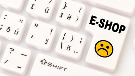 Zákon porušily ve třetím kvartále čtyři pětiny e-shopů
