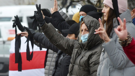 EU odsoudila násilnou smrt běloruského aktivisty Bandarenky