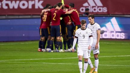 Historická ostuda: Němci prohráli 0:6, fanoušci chtějí trenérovu hlavu