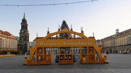 Slavný drážďanský Striezelmarkt letos kvůli koroně nebude