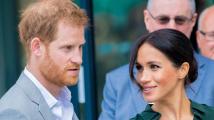 V létě jsem potratila, přiznala manželka prince Harryho