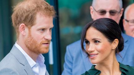 Aktualizováno: V létě jsem potratila, přiznala manželka prince Harryho