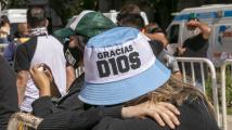 Zemřel Diego Maradona