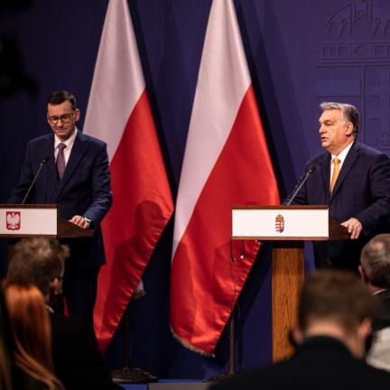 Maďaři a Poláci neustoupí, své veto unijního rozpočtu považují za nezbytné