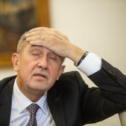 Audit Evropské komise potvrdil Babišův střet zájmů, premiér to nadále odmítá
