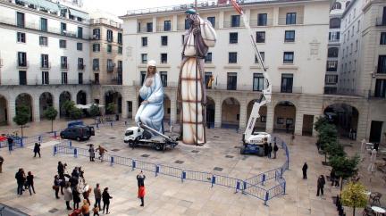 Svatý Josef vysoký jako deset dospělých: Obří betlém má zápis v Guinnessovce