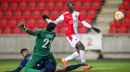 Sparta i Liberec ztratily v Evropské lize naději na postup, Slavia postoupila