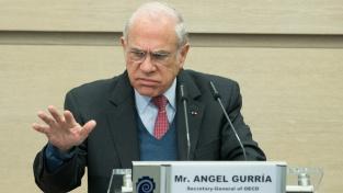 Generální tajemník OECD Ángel Gurría