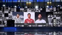 Nejlepším fotbalistou světa je podle FIFA Robert Lewandowski