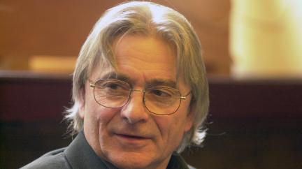 Zemřel Ladislav Mrkvička