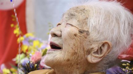 Nejstarší člověk světa oslavil narozeniny: Japonské dámě je 118