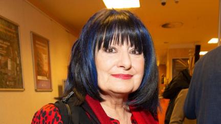Zemřela bývalá televizní moderátorka Eva Jurinová