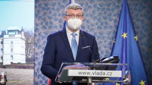 Vicepremiér a ministr průmyslu, obchodu a dopravy Karel Havlíček