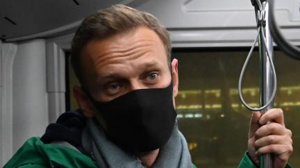 Ruský soud poslal Navalného do vazby, Západ protestuje